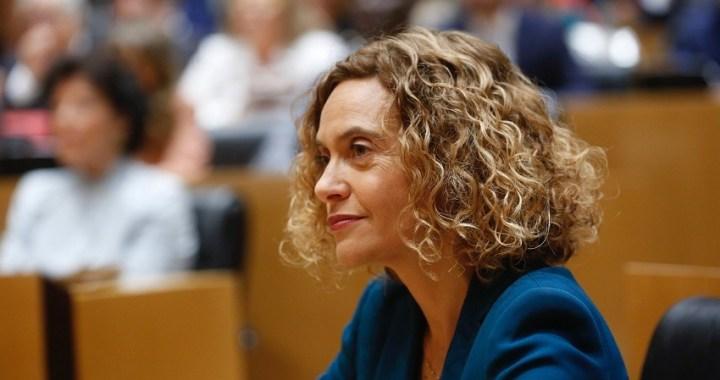 Meritxell Batet elegida nueva presidenta del Congreso en segunda votación
