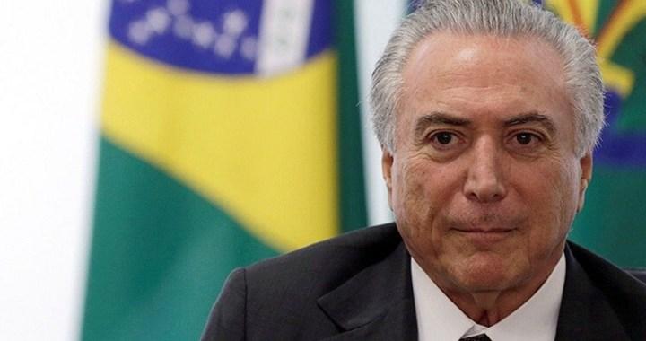 La justicia brasileña devuelve a prisión al ex presidente Michel Temer