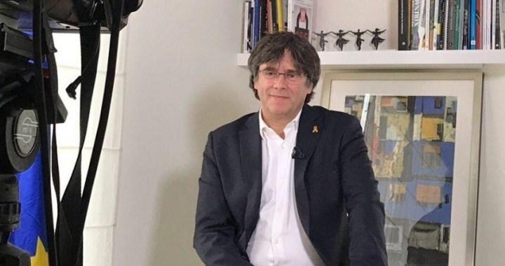 El tribunal madrileño permitirá a Puigdemont presentarse a las europeas