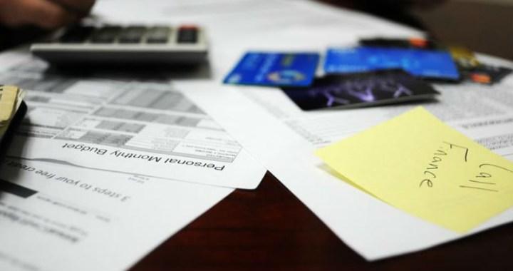 Solicitud repetida para crédito después de una negativa