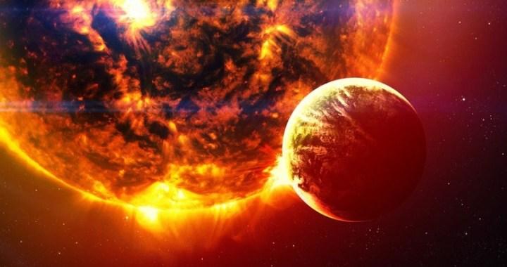 Alertan de la llegada de una tormenta solar que impactará sobre la Tierra