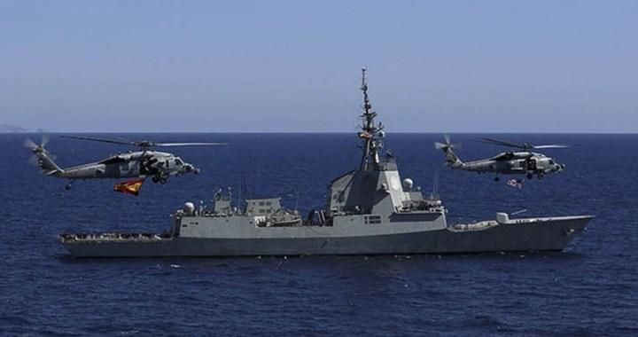 España retira su fragata del grupo de combate estadounidense en el Golfo Pérsico