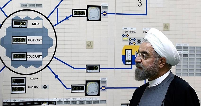 Iran uranio enriquecido