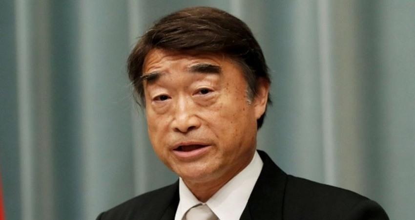 Ministro Japones tacones