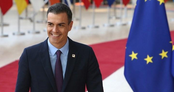 Pedro Sánchez defiende en Bruselas que la Unión Europea lidere la lucha contra el cambio climático