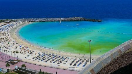 Un resort en Gran Canaria