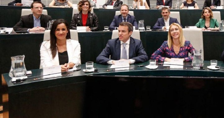 Villacís: 'Ciudadanos lidera una nueva etapa en Madrid con un gobierno liberal y moderado que va a trabajar para todos los madrileños'