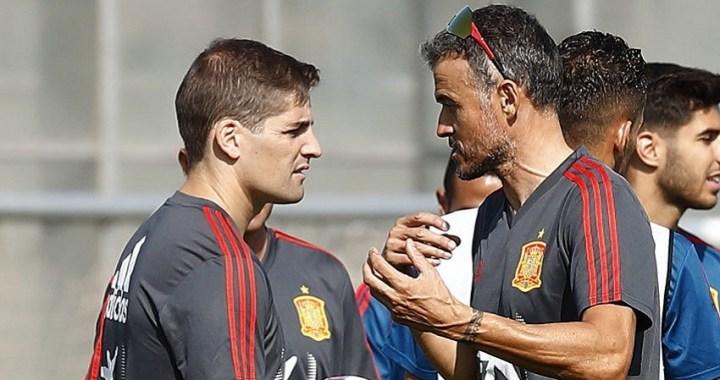 Luis Enrique deja la selección y Robert Moreno es el nuevo seleccionador nacional