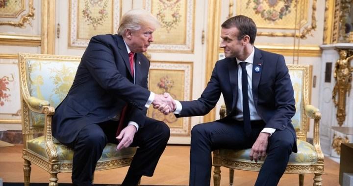 Macron cree que puede manejar a Trump. La cumbre del G7 lo pondrá a prueba
