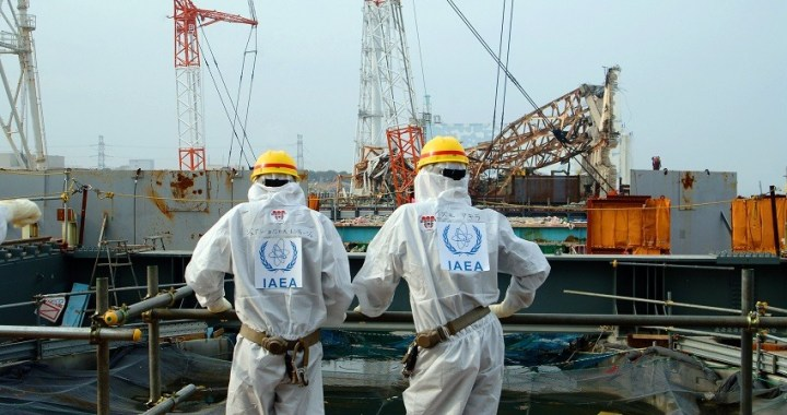 Japón planea verter agua contaminada de Fukushima en el océano