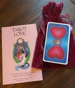 lectura de cartas tarot del amor