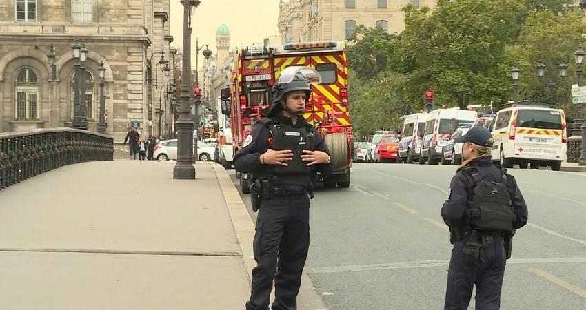 Ataque policia Paris