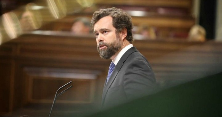 VOX recurre ante la Junta Electoral el debate del 1 de noviembre en TVE