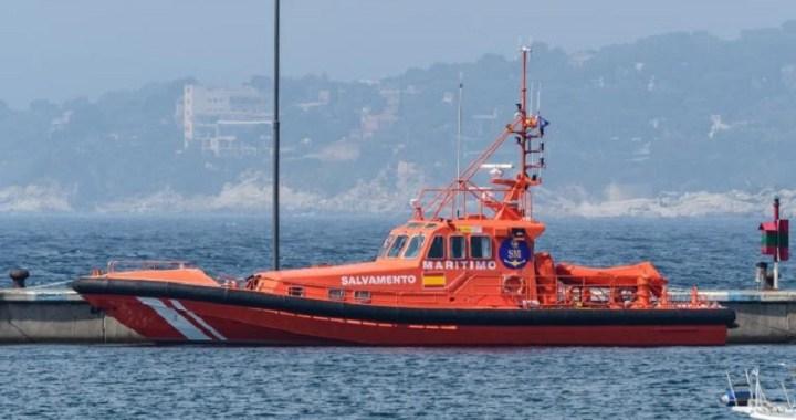 Salvamento marítimo rescata a 200 migrantes el día de Navidad