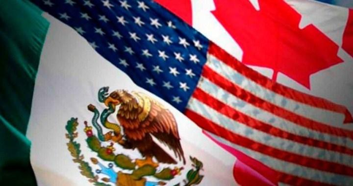 Nuevo acuerdo de libre comercio de América del Norte firmado en la Ciudad de México