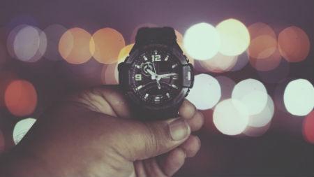 Reloj deportivo para correr