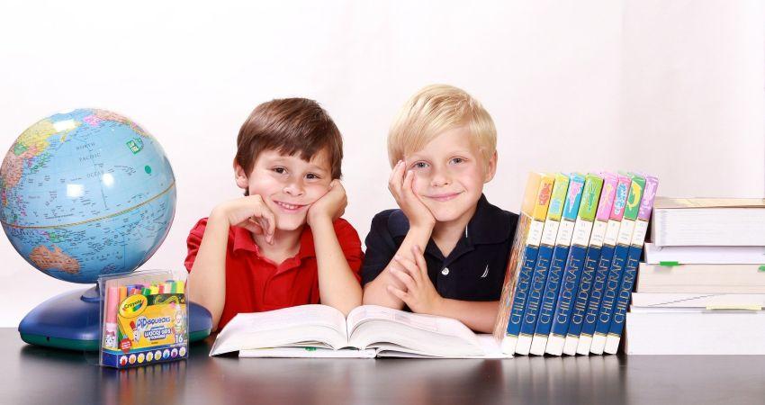Proceso de aprendizaje de los niños
