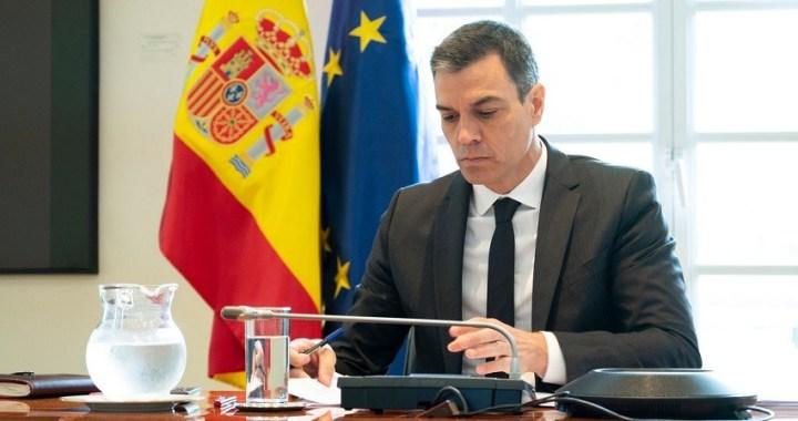 Sánchez: La unidad ahora es más importante que nunca y hemos de mantener a raya el virus de la división y la provocación