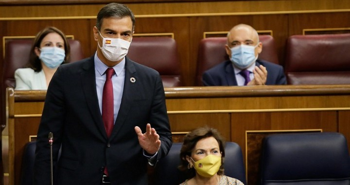 Sánchez fija en 6.800 millones de euros la subida de impuestos a familias y trabajadores