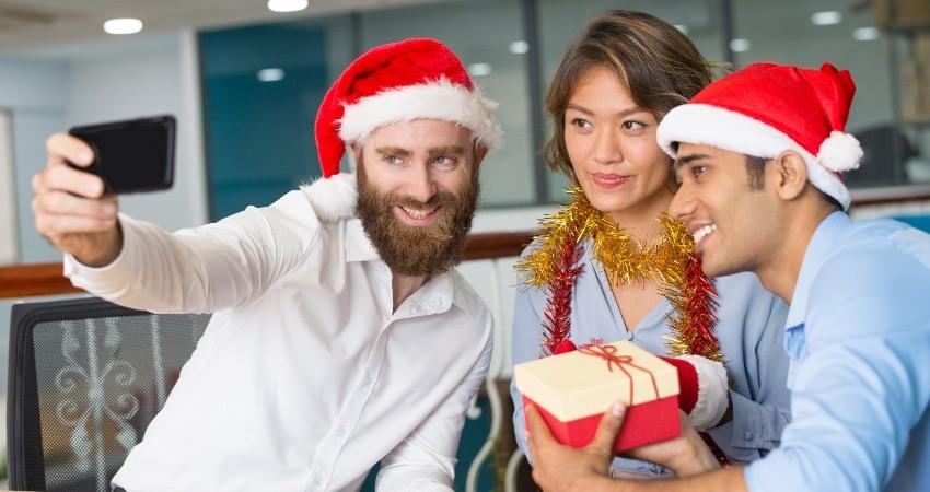 Regalos de empresa de Navidad