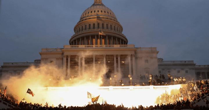 Asalto de los seguidores de Trump al Capitolio de EE UU