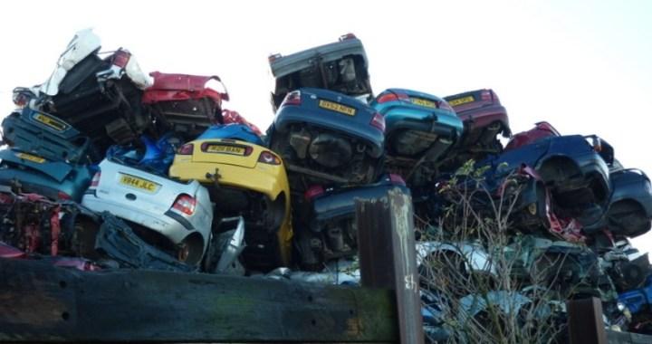 Cómo se reciclan los vehículos y qué componentes se pueden recuperar