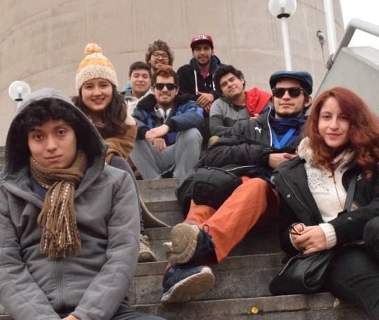 """""""Los Choros del Canasto"""" se presentan hoy en la «Escena del Trueno» en EXT UCM"""