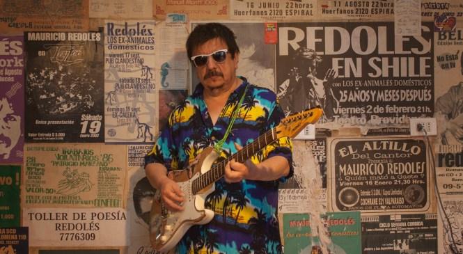 El músico y poeta Mauricio Redolés será parte de la FILIT 2018