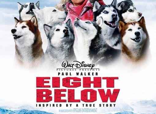Eight Below 極地雪犬