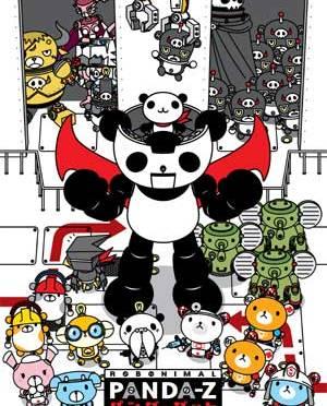 Panda Z 熊貓萬能俠