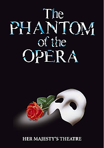 The Phantom of the Opera 歌聲魅影
