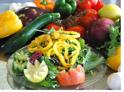綠色食物不環保