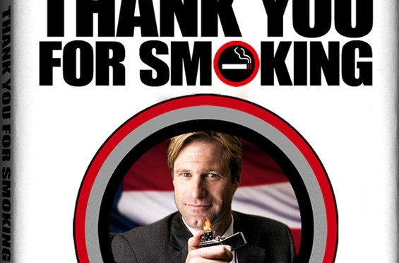 Thank You for Smoking 吸煙無罪