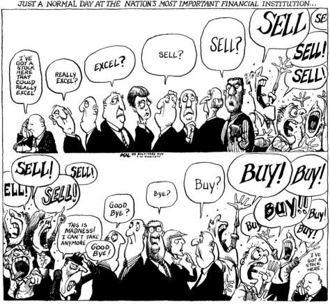 Buy! Buy! Sell! Sell!