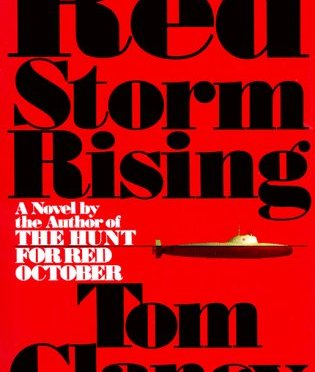 Red Storm Rising 紅潮風暴 – Tom Clancy