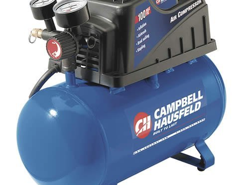 Campbell Hausfeld 1/3-HP 3 Gallon Air Compressor