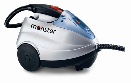 Euroflex Monster SC60 steam cleaner