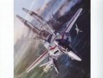 VF-1J/A Valkyrie Vermilion Squadron