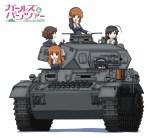 少女與戰車 Girls und Panzer