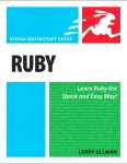 Visual Quickstart Guide Ruby – Larry Ullman