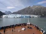 阿拉斯加遊輪之旅(中)- 坐遊輪睇冰川