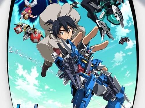 Gundam Build Divers 高達創戰潛行者 Re:RISE