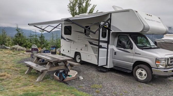 露營車遊威士拿,RV去Whistler
