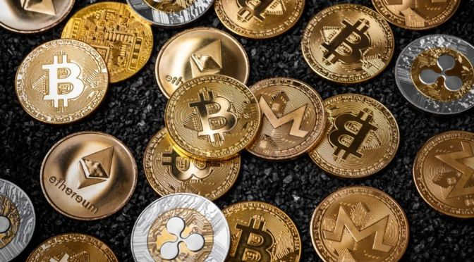 淺評加密貨幣