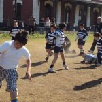infantiles rugby vs glew