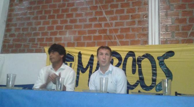 Boca cerró el año a lo grande en Marcos Paz, con la presencia del Vasco Arruabarrena