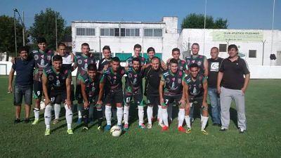 San Marcos continúa puntero en la Liga Mercedina