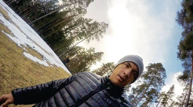 Braian Toledo ya disfruta de Finlandia, entrenando duro