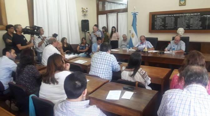 Inicio de sesiones ordinarias en el HCD