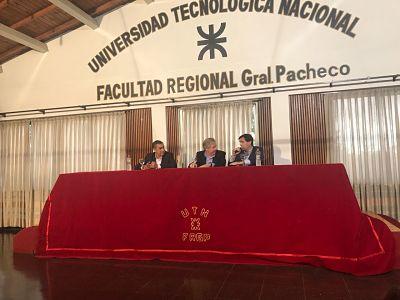 PyMEs y alumnos de la UTN participaron del Día PyME en General Pacheco